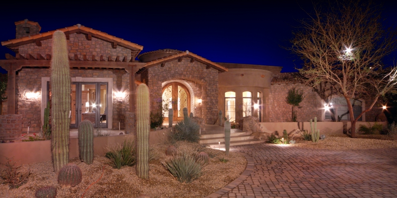 Phoenix Custom Home Designs, Architect, House Plans, Architectural ...